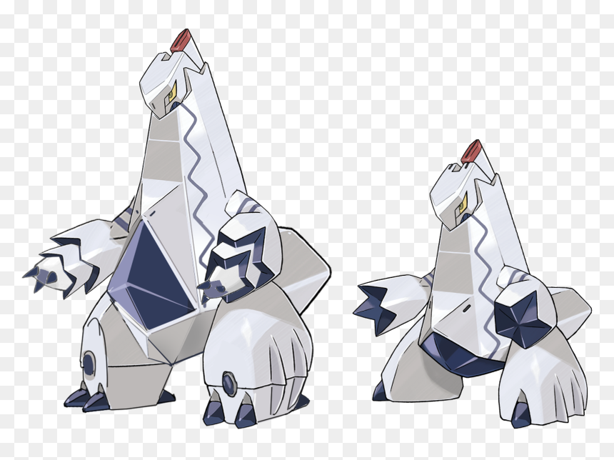 Pokemon Sword And Shield Duraludon Hd Png Download Vhv