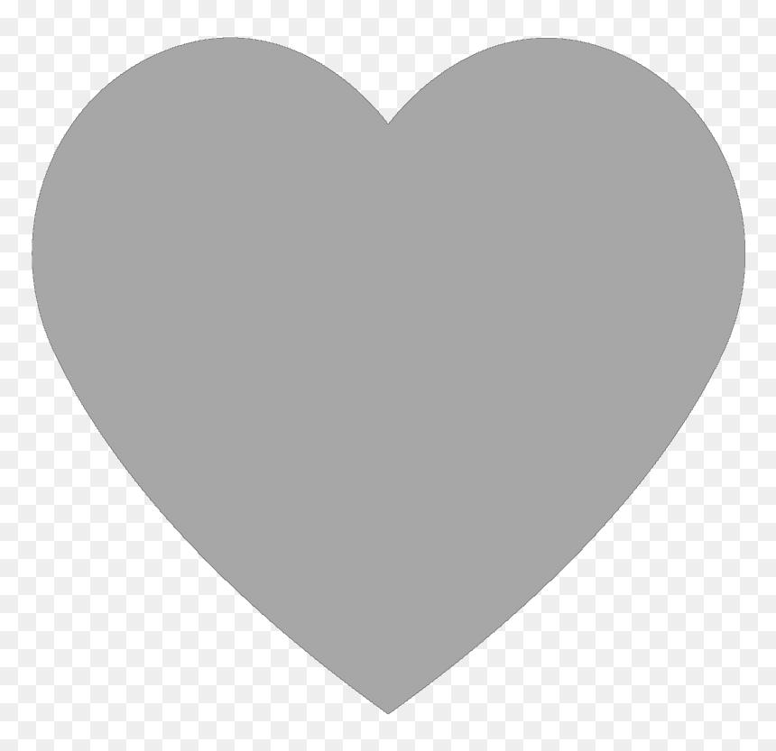 Grey Heart
