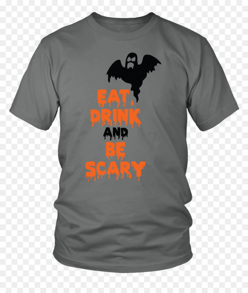 Halloween Pumpkin Face Halloween T Shirt Roblox Png Halloween Eat Drink And Be Scary Ghost Halloween T Shirt T Shirt Hd Png Download Vhv