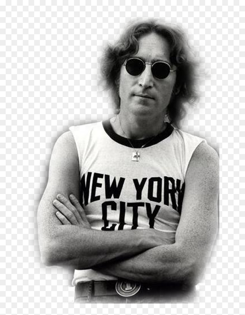 John Photo Johnlennon John Lennon New York City Hd Png Download Vhv