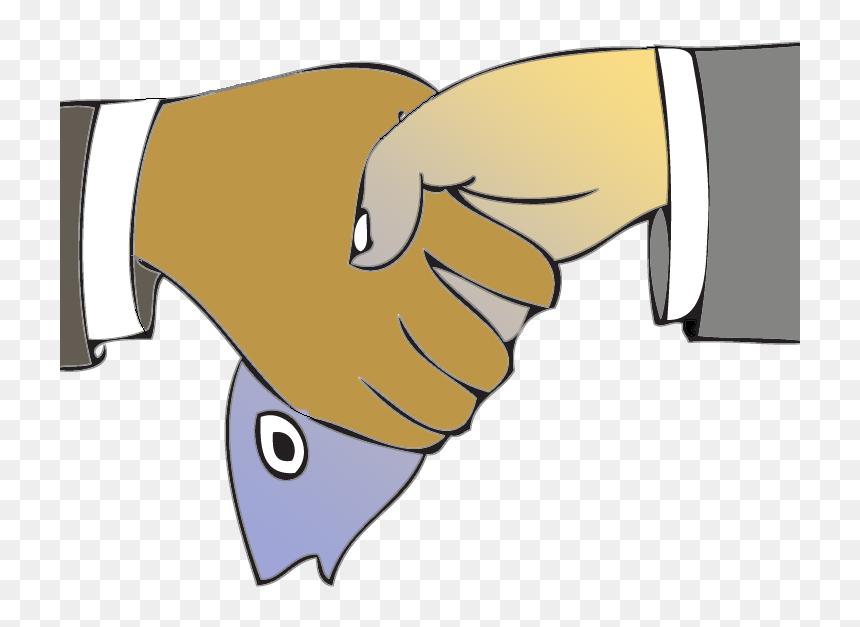 Transparent Dead Fish Png Handshake Png Download Vhv