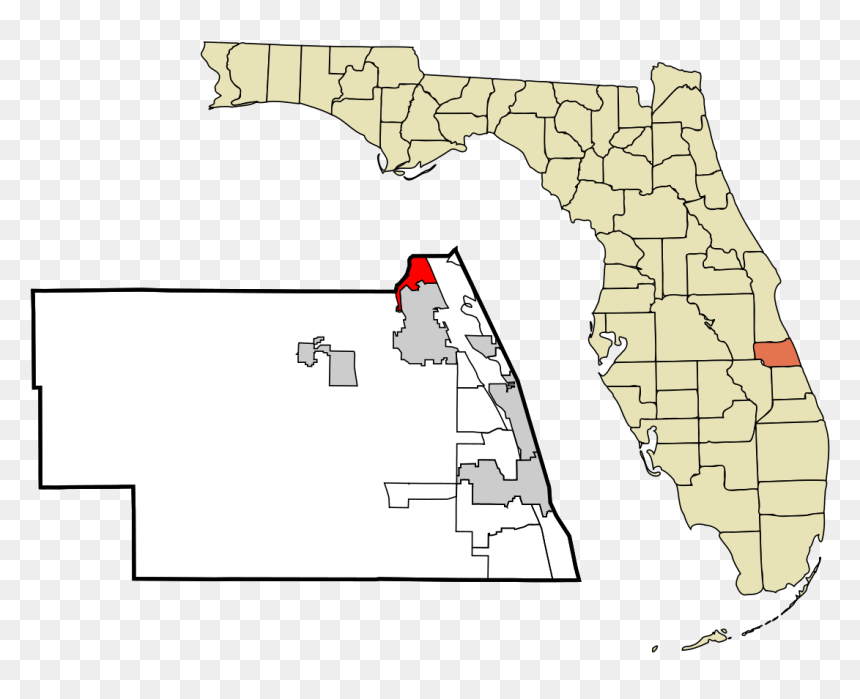 Florida Map With County Lines Lovely Roseland Florida Florida