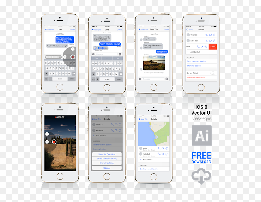 vector free download ios 8 ui kit vector freebie download iphone x message psd hd png download vhv vector free download ios 8 ui kit