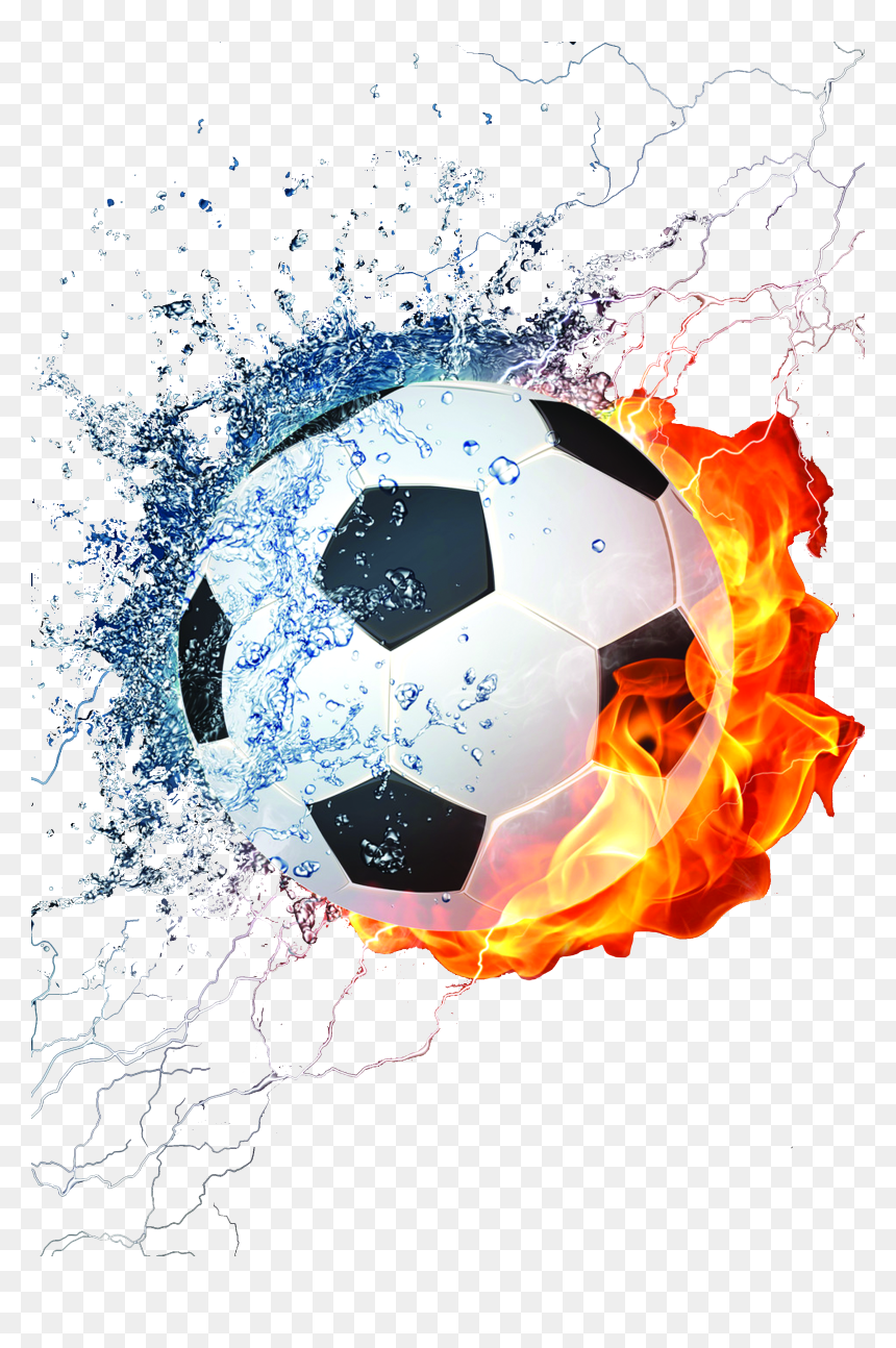 Fire Rainbow Wallpaper Cup Mobile Football Phone Clipart Soccer Wallpaper For Boys Hd Png Download Vhv