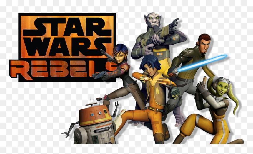 Rebels Team Logo Transparent - Star Wars Rebels Tv Show ...