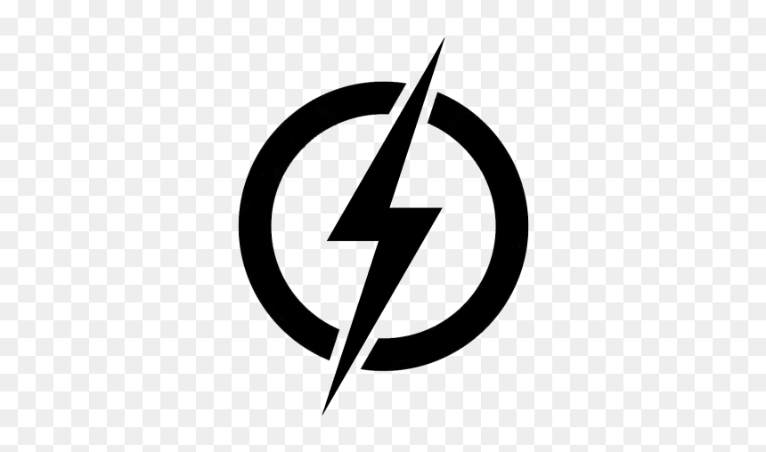 power lightning logo icon vector black thunder bolt thunder logo vector hd png download vhv power lightning logo icon vector black