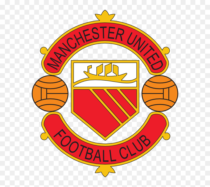 Manchester United Logo Png Picture Manchester United Fc Old Logo Transparent Png Vhv