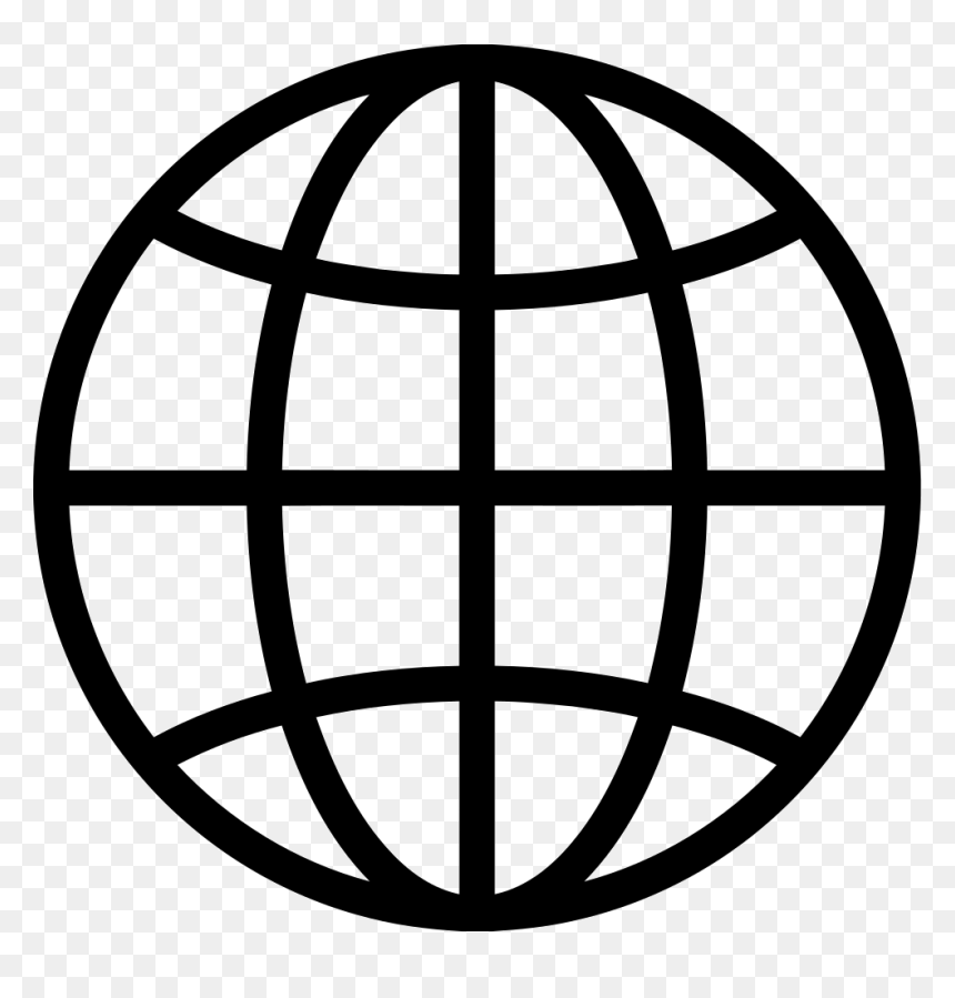 Globe Vector Svg Png Icon Free Download Transparent Globe Vector Png Png Download Vhv