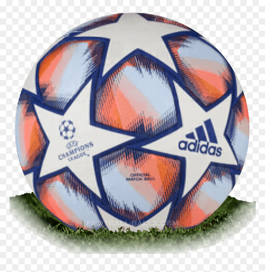 Champions League Ball 2021, HD Png Download - vhv