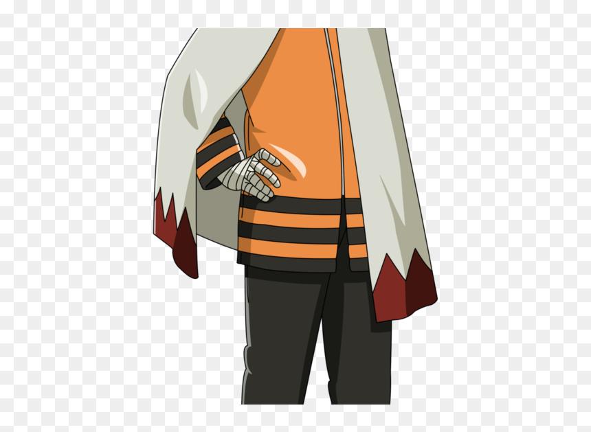 Naruto Uzumaki Hokage Hd Png Download Vhv