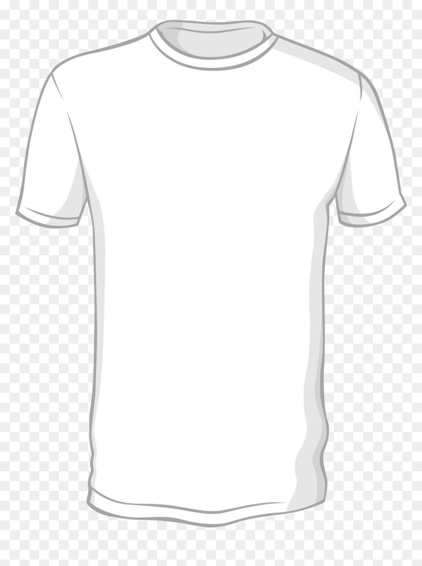 Transparent Background Plain White T Shirt Hd Png Download Vhv