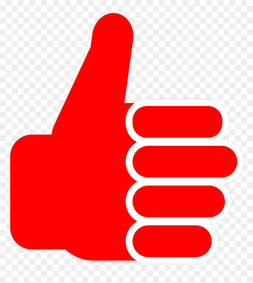 Red Thumbs Up Png Transparent Png Vhv Free icons of thumbs up in various ui design styles for web, mobile, and graphic design projects. red thumbs up png transparent png vhv