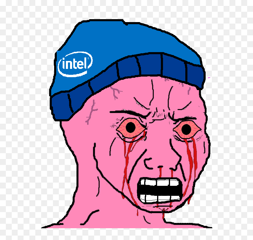 Pink Wojak Transparent Hd Png Download Vhv