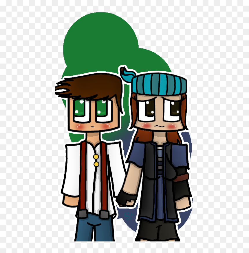Jesse X Petra Minecraft Story Mode By Liliimi D9o80wm Minecraft Story Mode Fanfiction Jesse X Petra Hd Png Download Vhv