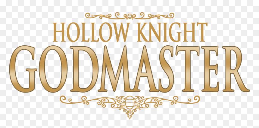 Hollow Knight Godmaster Logo Hollow Knight Logo Png Transparent Png Vhv