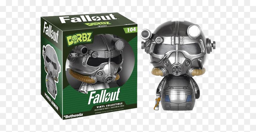 Super Mutant Fallout Funko Vinyl Dorbz