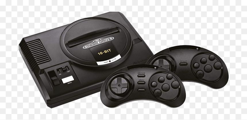 Sega Konsolen Liste Sega Mega Drive Classic Hd Png Download Vhv