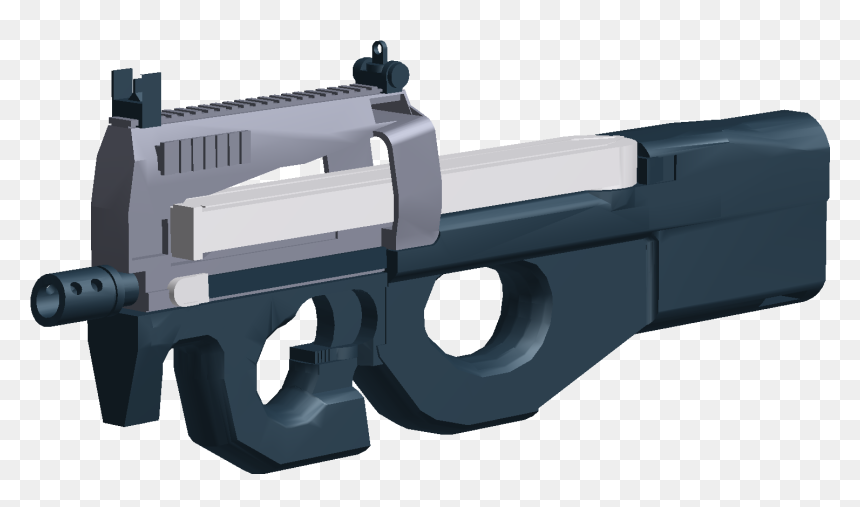 Roblox Wiki Phantom Forces P90 Phantom Forces Wiki Fandom Powered By Wikia Assault Rifle Hd Png Download Vhv