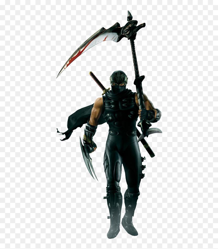 Ryu Hayabusa Ninja Gaiden 2 Ryu Hd Png Download Vhv