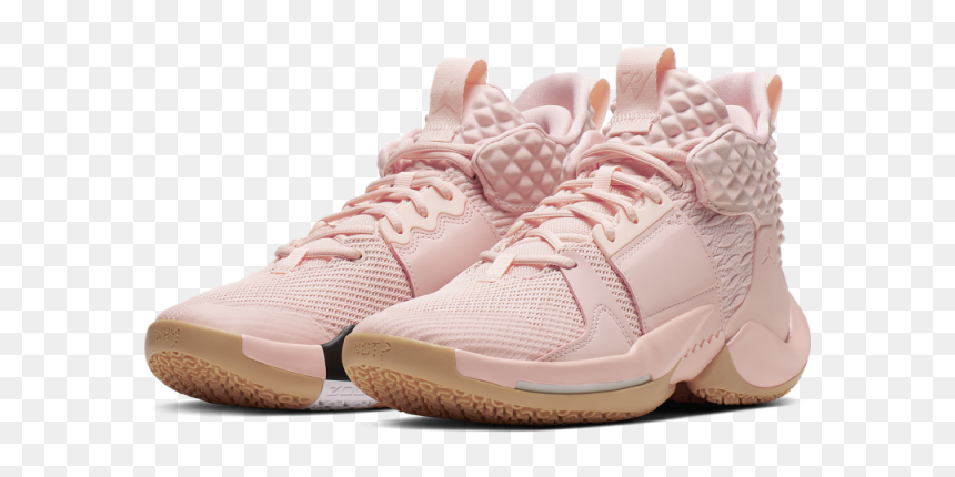 Russell Westbrook Shoes Pink, HD Png