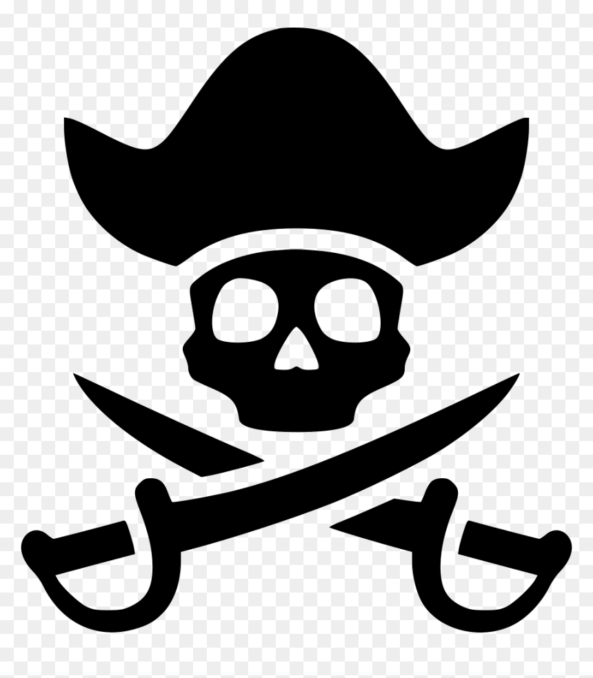 Piracy Svg Png Icon Free Download Jolly Roger Pirate Skull And Bones Png Transparent Png Vhv