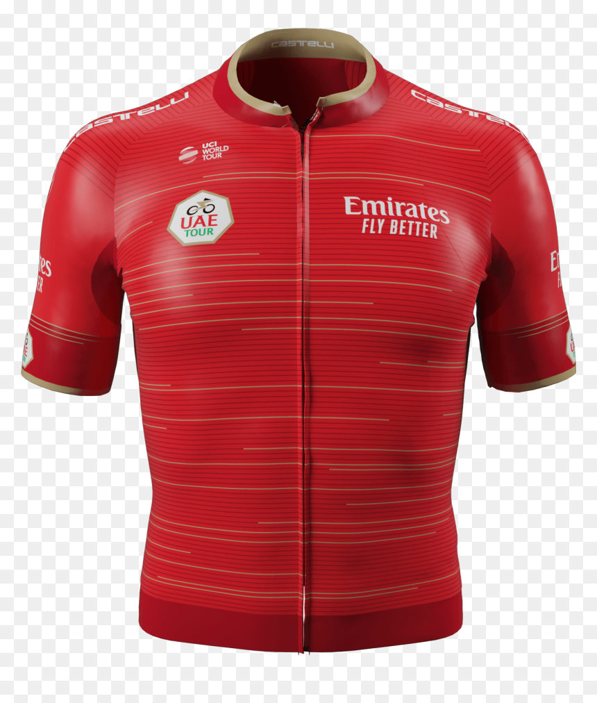 Transparent Uae Flag Png - Uae Tour 2019 Jersey, Png Download - vhv