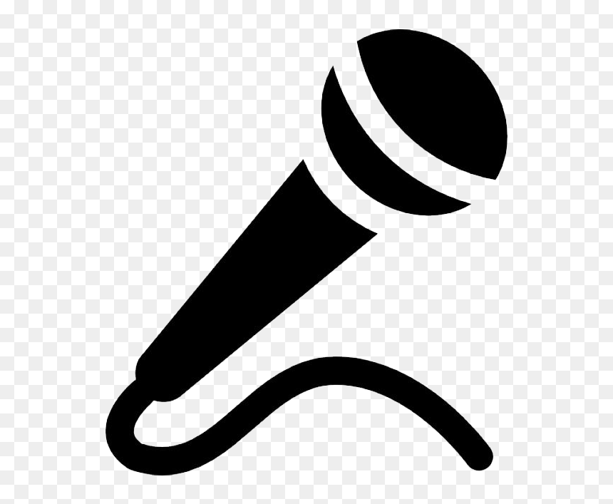 All Cliparts Microphone Clipart 2 Image - Transparent Background Microphone  Clipart PNG Image   Transparent PNG Free Download on SeekPNG