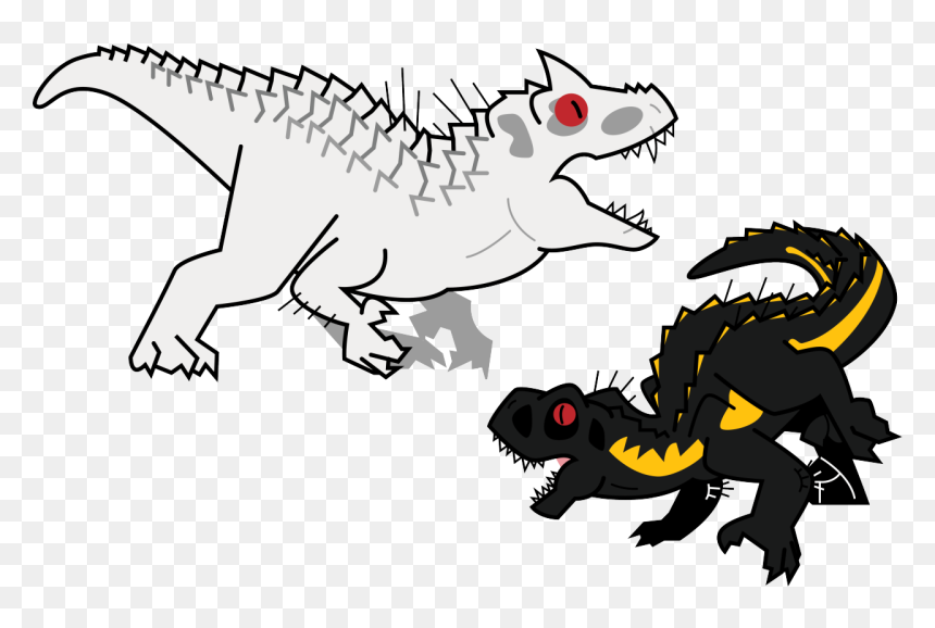 fakers indoraptor indominus rex tatto hd png download vhv indoraptor indominus rex tatto hd png