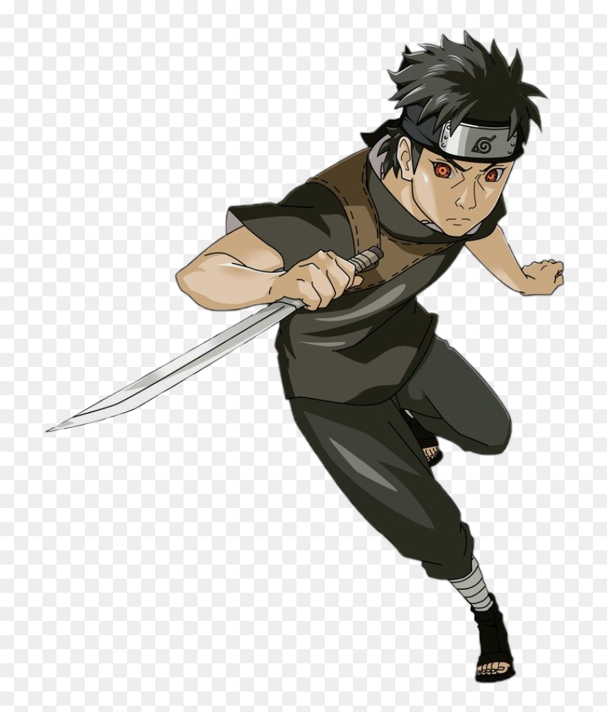 Kid Shisui Uchiha Deviantart Hd Png Download Vhv