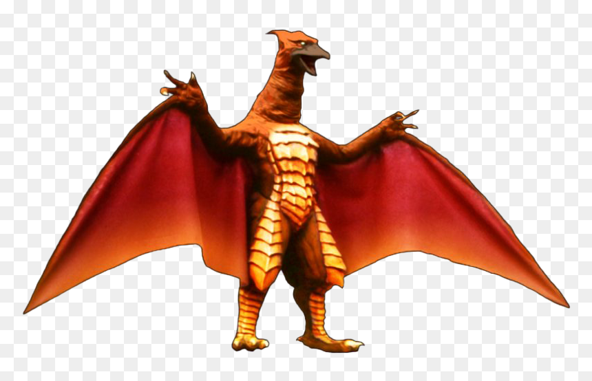 Rodan Godzilla Final Wars