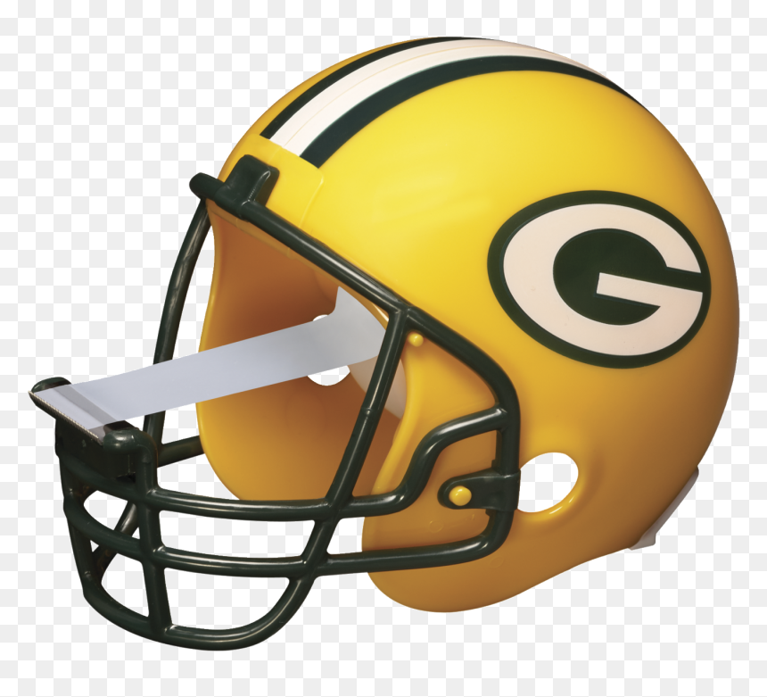 Scotch Nfl Green Bay Packers Helmet Tape Dispenser Green Bay Packers Helmet Png Transparent Png Vhv