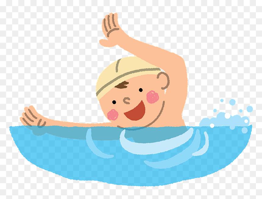 Transparent Pool Noodle Png - Boy Swimming Clip Art , Free Transparent  Clipart - ClipartKey