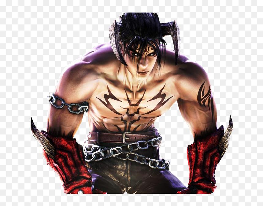 Devil Jin Tekken 5 Png Download Tekken 5 Devil Jin Png Transparent Png Vhv