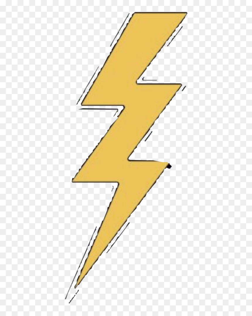 Transparent Yellow Lightning Bolt Clipart Vsco Stickers Transparent Background Hd Png Download Vhv We love this deal on scrunchies!! transparent yellow lightning bolt