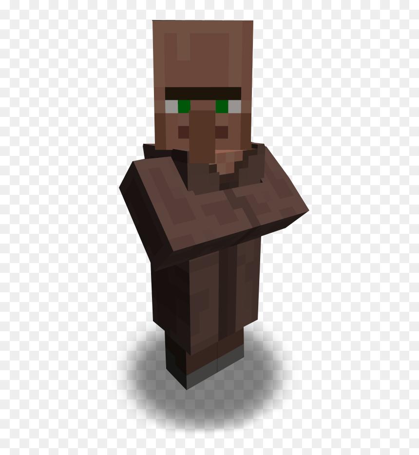 Minecraft Villager, HD Png Download - vhv