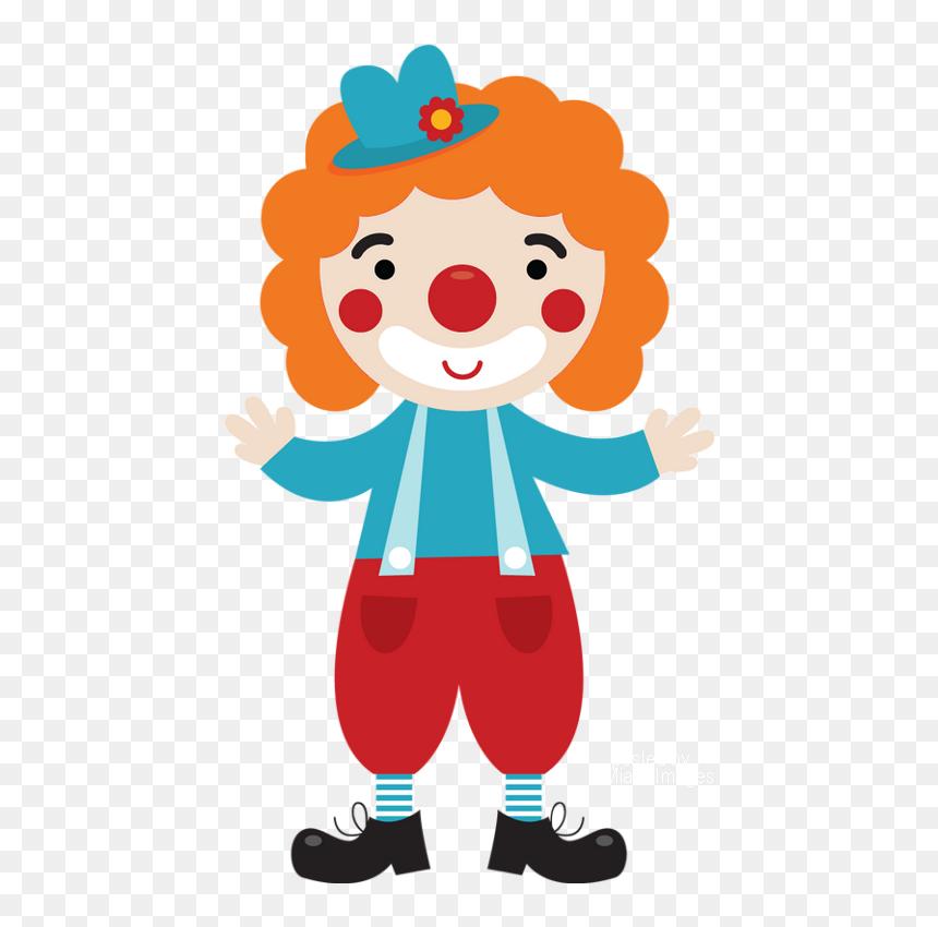 Clown Png Tube Anniversaire Cirque Circus Clip Art Transparent Png Vhv