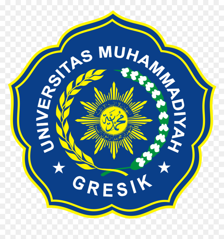 logo umg original muhammadiyah university of gresik hd png download vhv logo umg original muhammadiyah