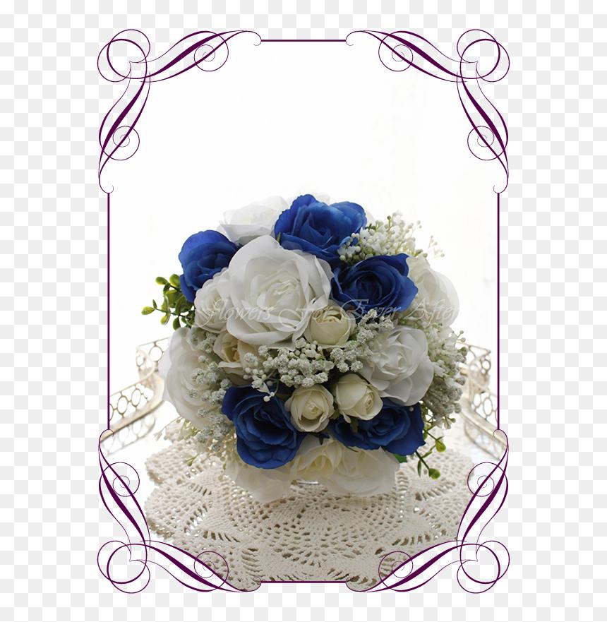 Silk Artificial Wedding Bouquet Ideas Burgundy Ranunculus And Cream Rose Flower Girl Wedding Hd Png Download Vhv