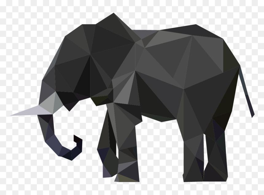 Money Origami Eye ELEPHANT Folded With Real One Dollar Bill ... | 635x860