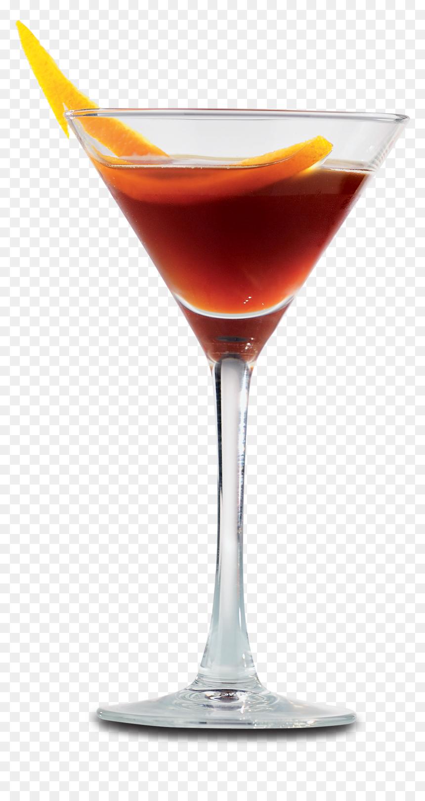Manhattan Cocktail Png Transparent Png Vhv