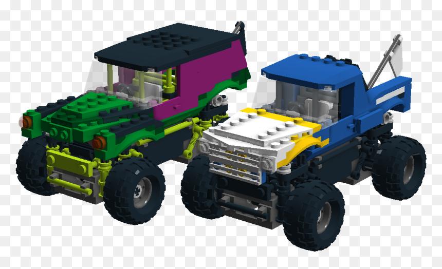 Transparent Monster Truck Clipart Black And White Lego Monster Jam Trucks Hd Png Download Vhv