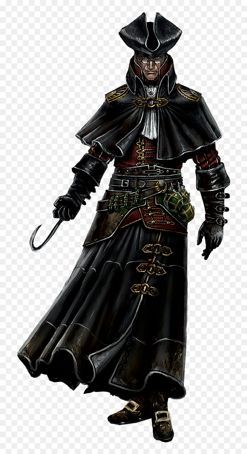 Assassin S Creed Black Flag Character Concept Art Hd Png Download