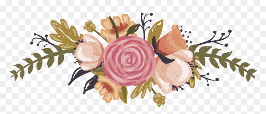 Flower Design For Wedding Invitation Png Transparent Png Vhv