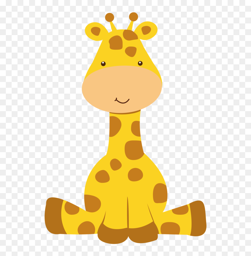 Baby Shower Giraffe Clipart Hd Png Download Vhv