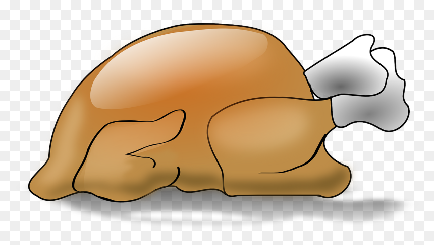 Cartoon Transparent Thanksgiving Turkey Hd Png Download Vhv