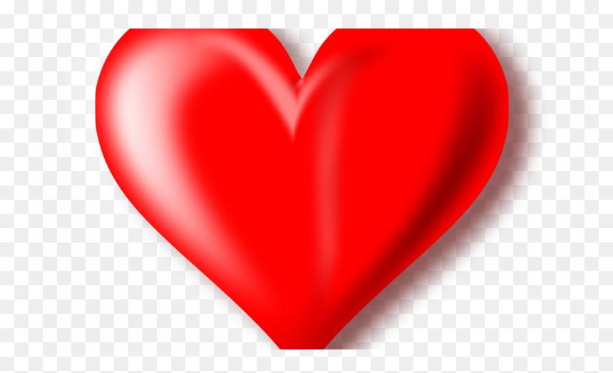 3d Red Heart Transparent Background Png Mart Heart Png Download Vhv