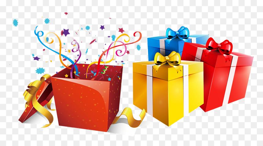 Transparent Birthday Gift Clipart - Clipart Transparent Birthday Present  Present Png, Png Download , Transparent Png Image - PNGitem