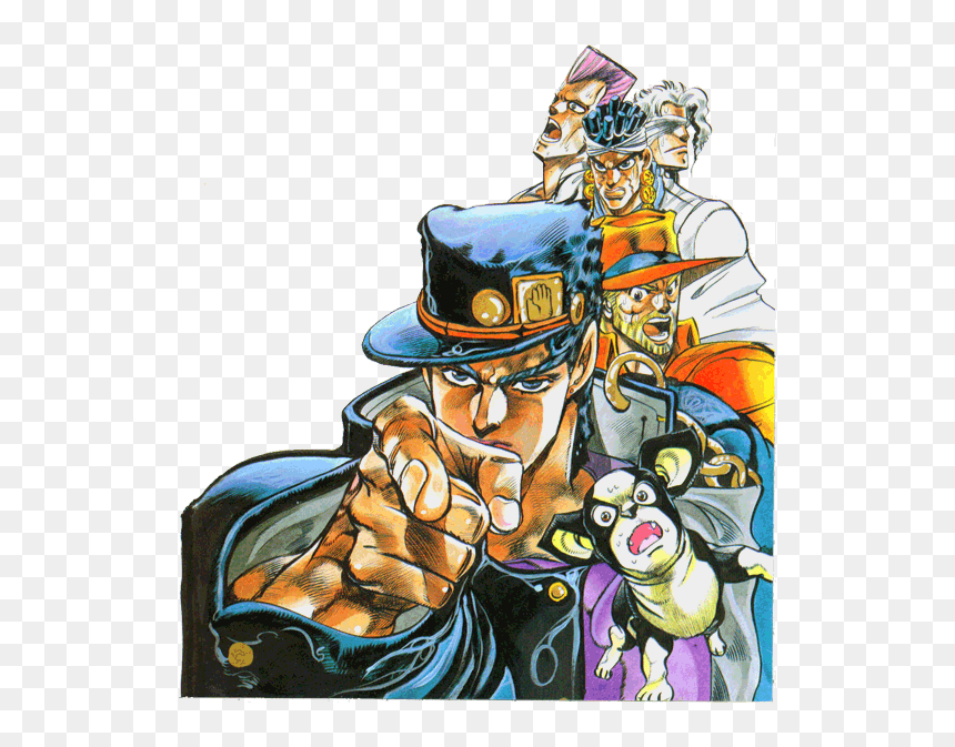 Jojo Roblox Decal Hd Png Download Vhv