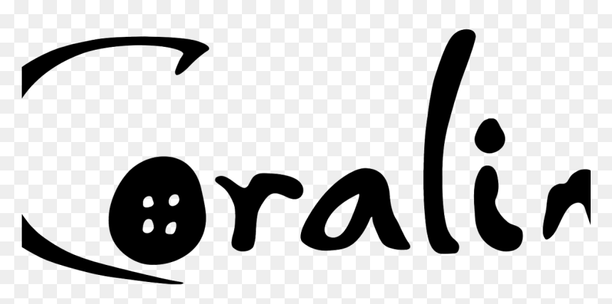 Coraline Logo Png Clipart Png Download Coraline Transparent Png Vhv
