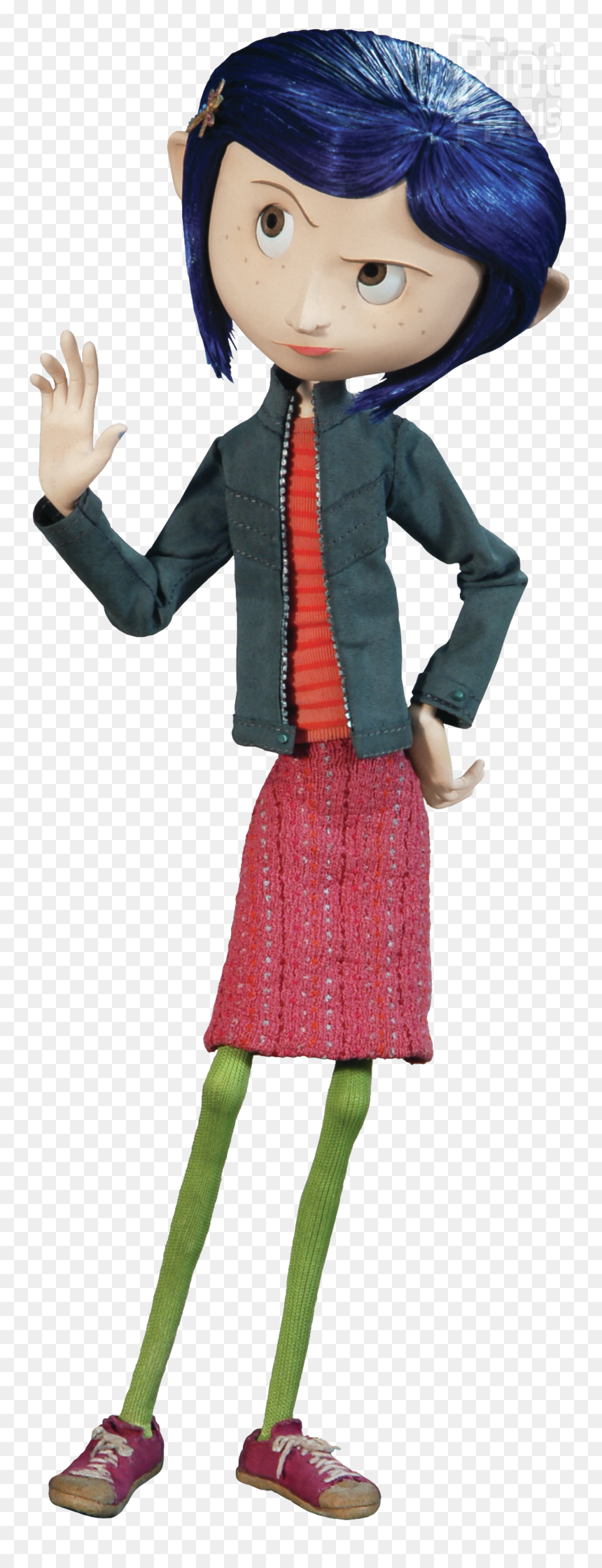 Coraline Movie Outfits Hd Png Download Vhv